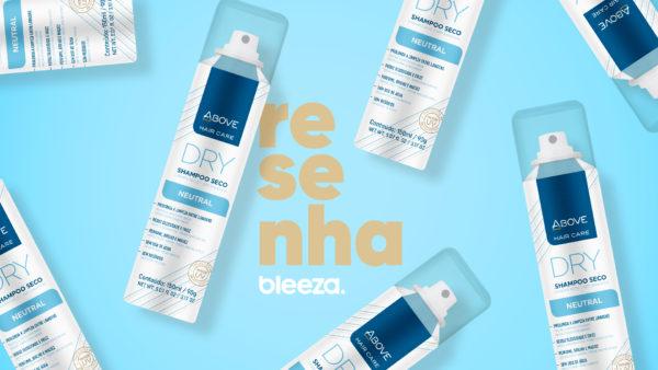 resenha shampoo a seco above